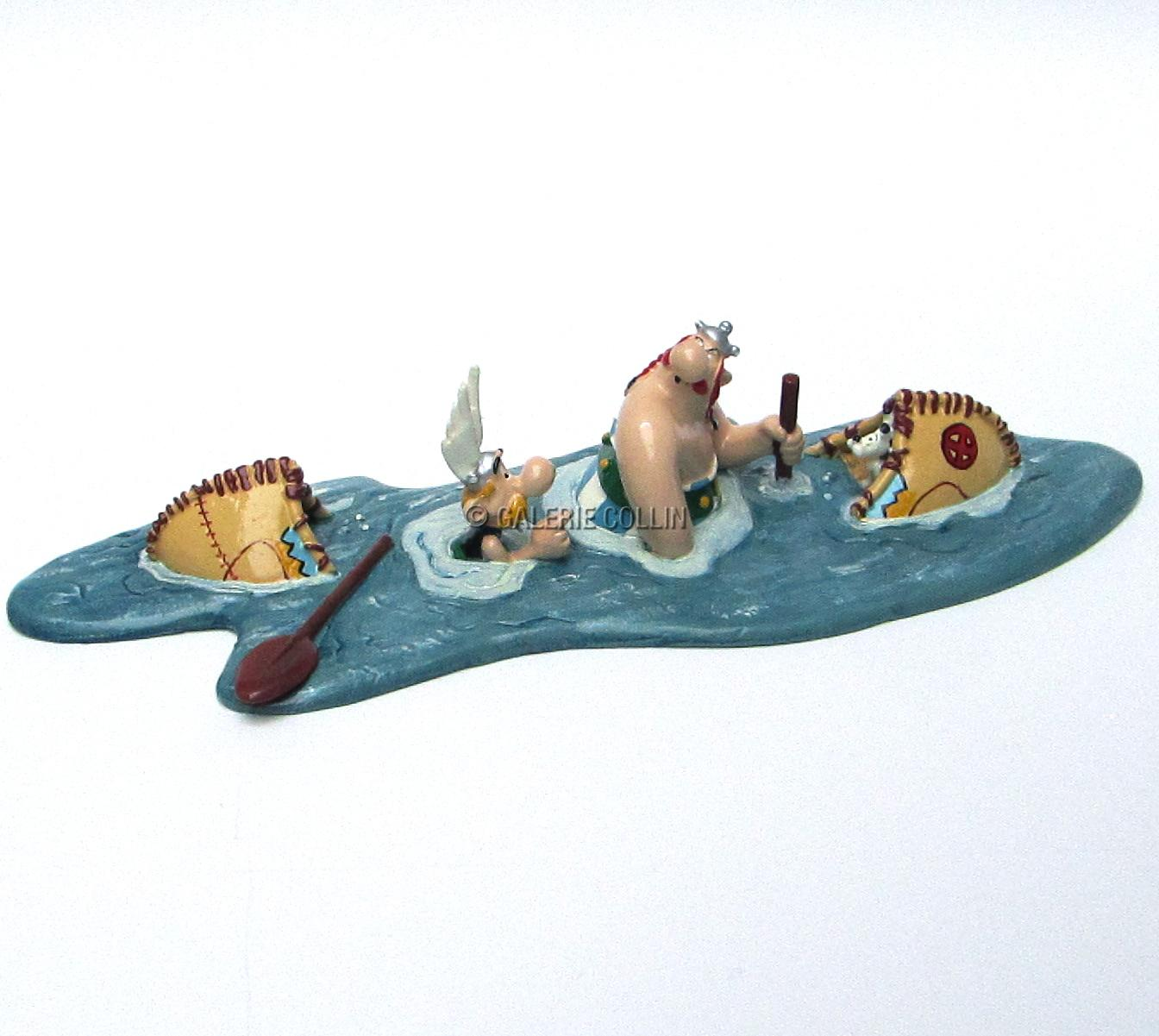Asterix Et Obelix Pixi Le Cano 235 Coul 233