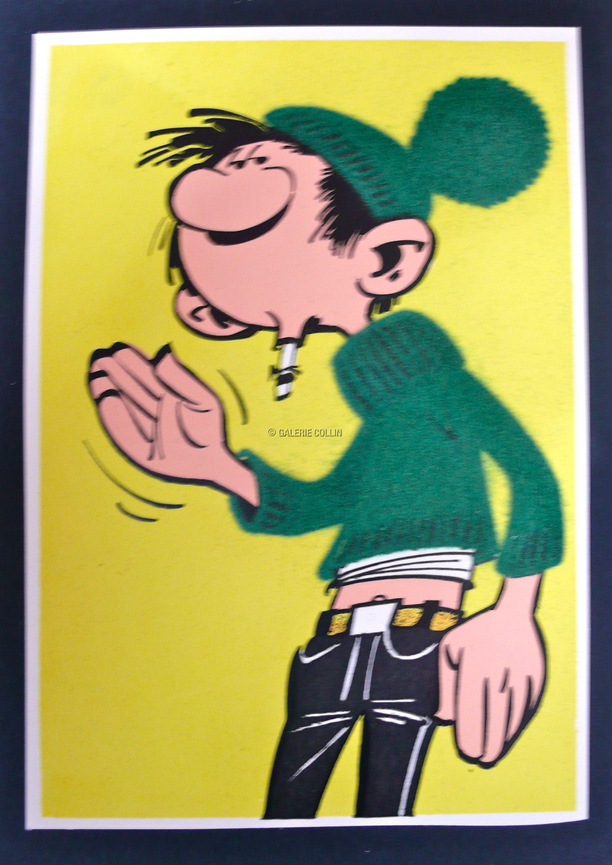 nouveaux articles vente usa en ligne produits de commodité Franquin • Gaston Lagaffe / Spirou Rares 12 cartes postales ...
