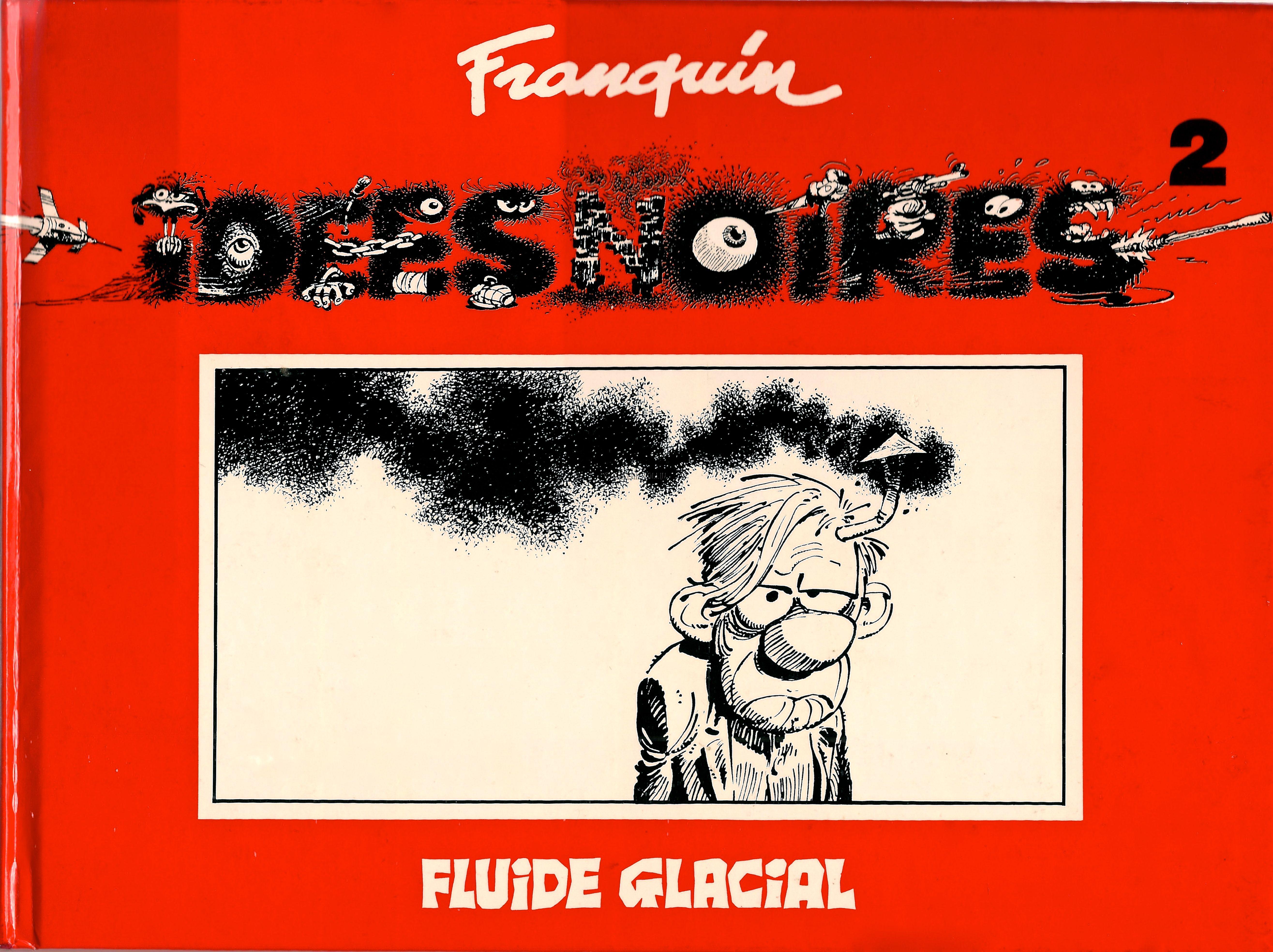 Franquin • Idées noires Tome 2 Album E.O. 1984