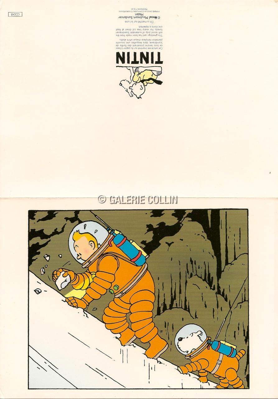 Tintin et Milou Tintin et Milou on a Marché