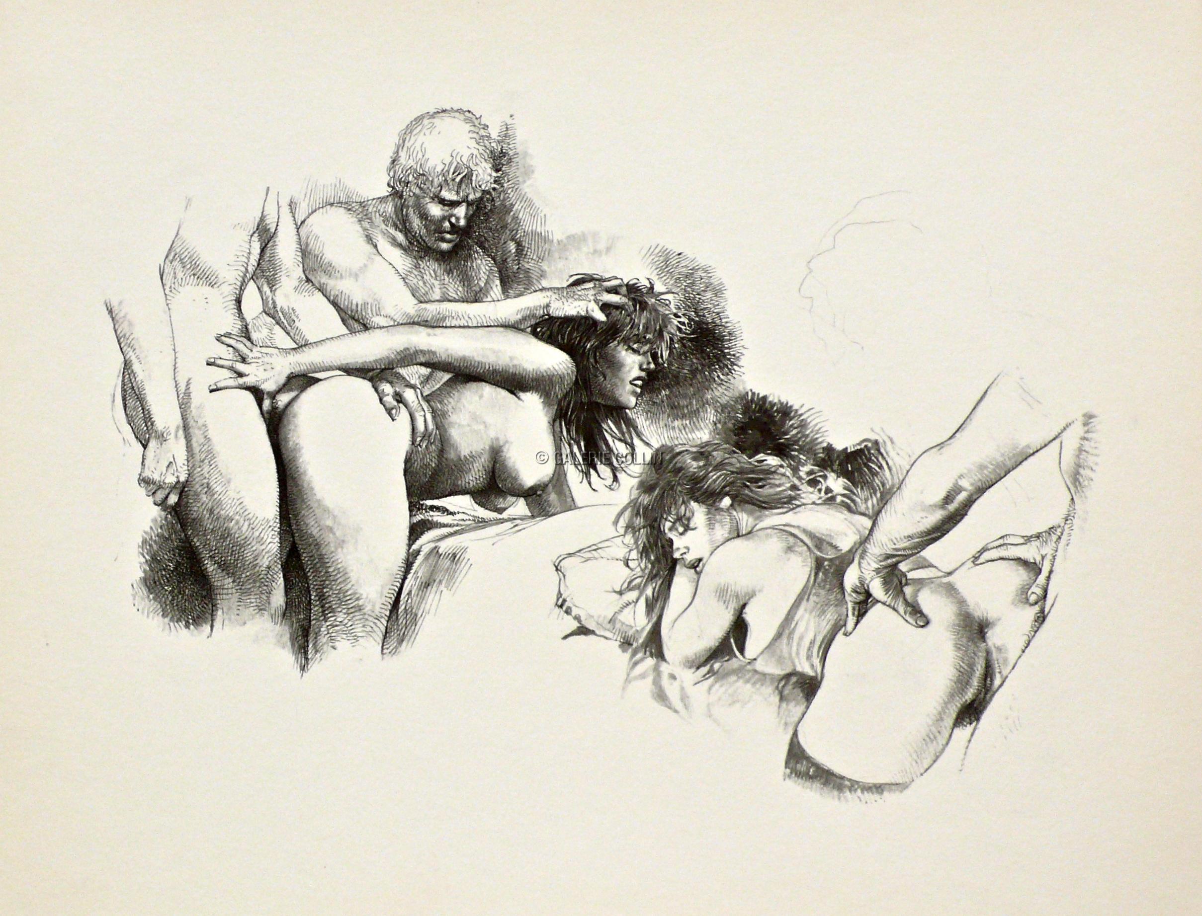 Рисунки паоло серпиери 7 фотография