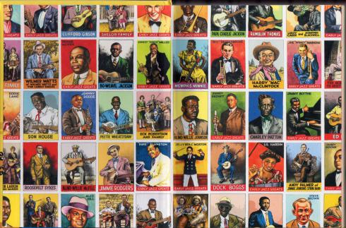 R Crumb S Heroes Of Blues Jazz And Country Cd
