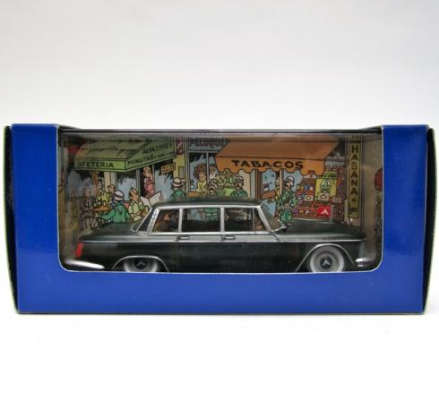herg en voiture tintin la limousine gouvernementale de tintin et les picaros. Black Bedroom Furniture Sets. Home Design Ideas