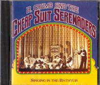 Crumb . CD .  The Cheap Suit Serenaders