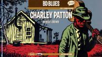"Crumb . double cd ""Charley Patton"""