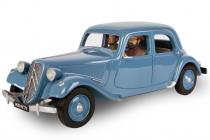 "JACOBS . Véhicule  ""Mortimer, Citroën Traction 11B 1951"""
