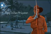 "Laurent-Durieux • ""Merry Christmas Mr. Lawrence"""