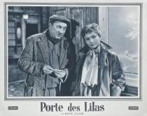 "Photo originale du film ""Porte des Lilas"" • 7/10 Vintage 1957"